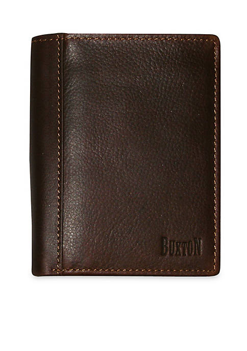 Buxton Sandokan Three-Fold Wallet