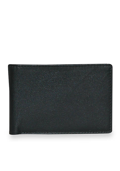 Buxton Houston RFID Front Pocket Slimfold Wallet
