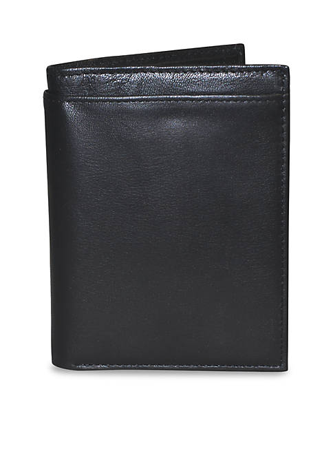 Buxton RFID Passport Wallet