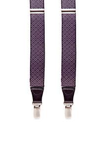 Foulard Stretch Clip Suspenders
