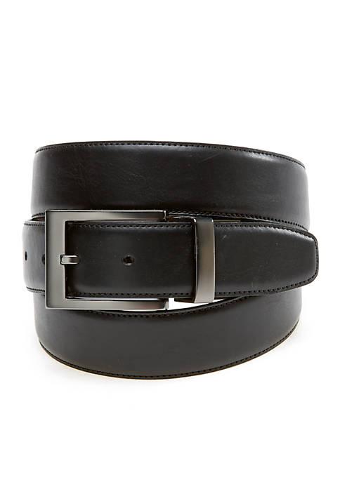 Big & Tall Reversible Dress Belt