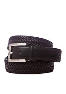 Saddlebred® Big & Tall Braided Belt