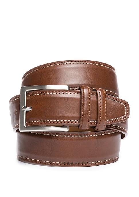 Saddlebred® Casual Leather Belt