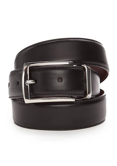 Saddlebred® Mens Reversible Stretch Belt