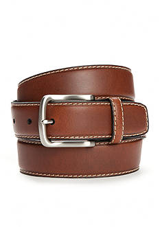 Saddlebred® 1 1/2 in. Stitched Feather Edge Belt