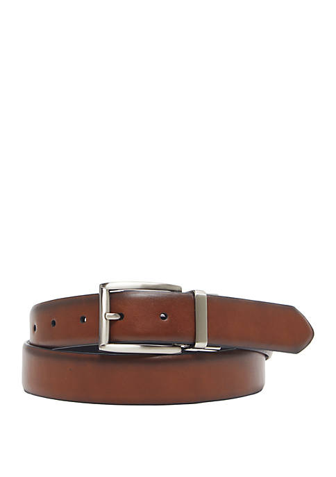 Feather Edge Stretch Reversible Belt