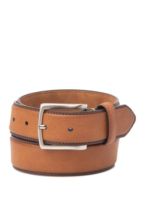 35 Millimeter Drop Edge Stitch Belt