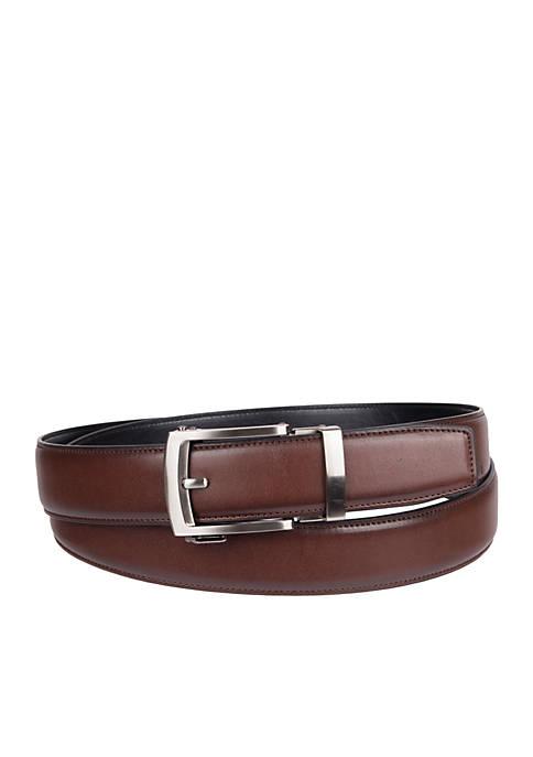Saddlebred® Big & Tall Custom Fit Mens Belt