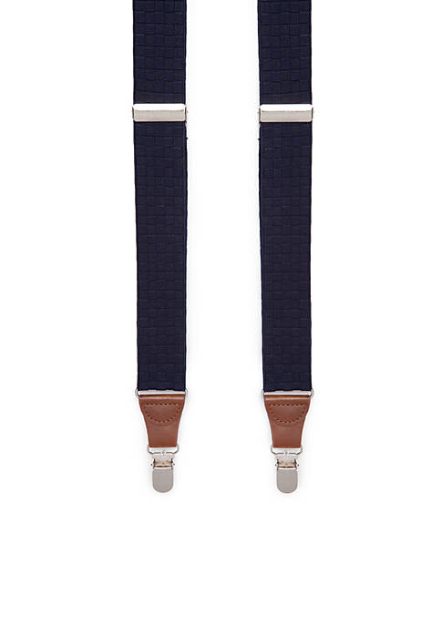 Saddlebred® 32-mm. Textured Stretch Suspender