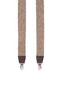 Donegal Tweed Suspenders