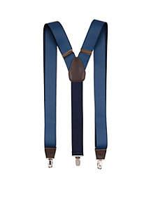 Herringbone Stretch Suspenders