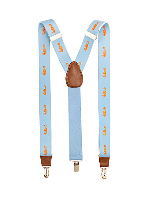 Saddlebred® Seahorse Suspenders