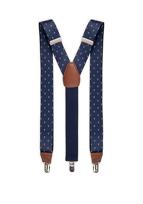 Saddlebred® Anchor Suspenders