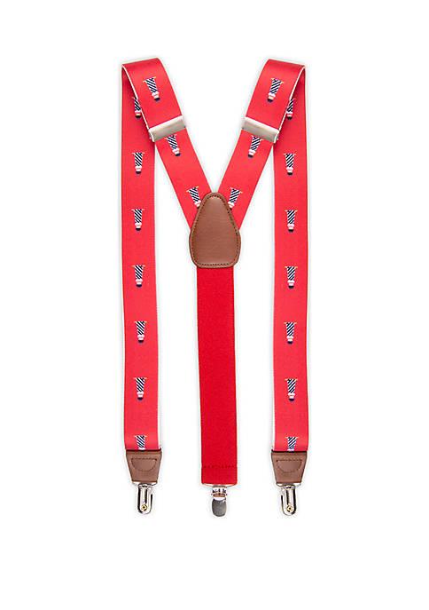 Saddlebred® Lighthouse Suspenders