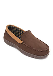 32 Degrees Heat™ Microsuede Moccasin Slippers