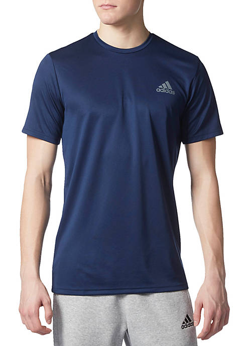 adidas Big & Tall Essential Tech Tee Shirt