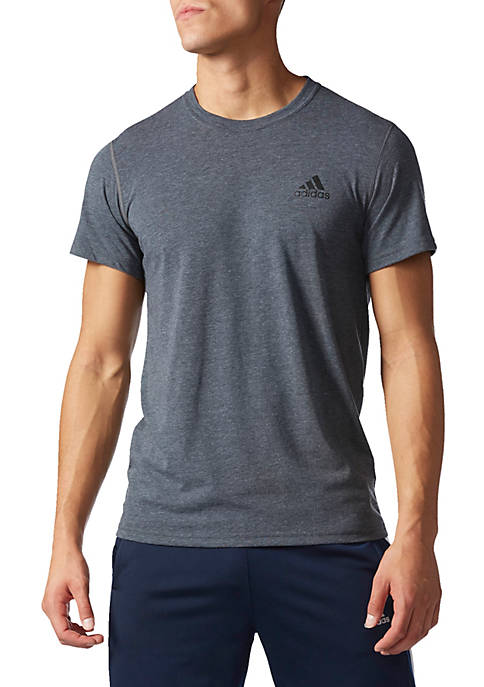 adidas Short Sleeve Training Tee