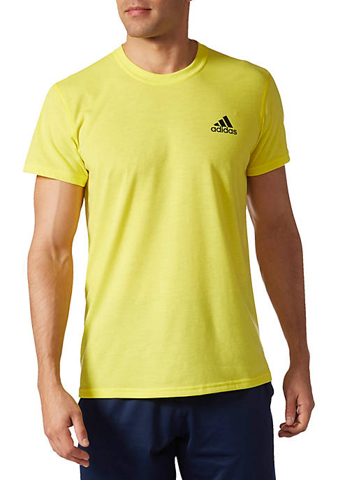 adidas Short Sleeve Ultimate Crew Tee Shirt