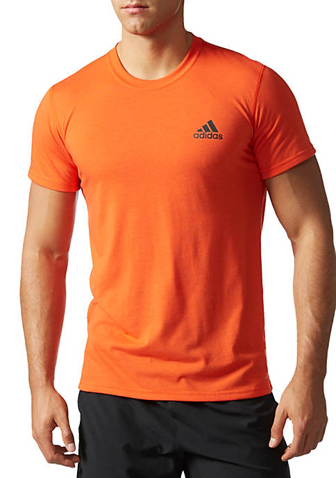 adidas Short Sleeve Performance Training Tee