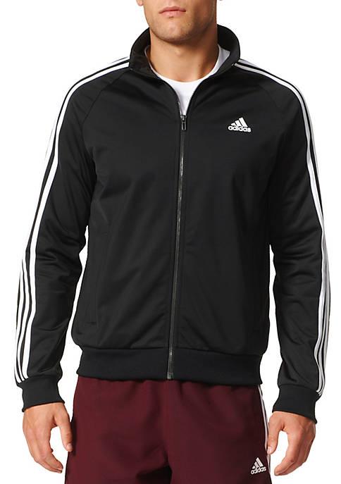 adidas Mens Essential Tricot Track Jacket