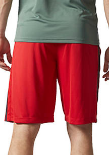 adidas Design 2 Move Stripe Shorts  db76622a4b5