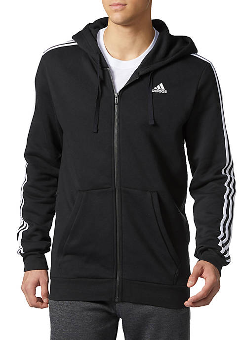 adidas Big and Tall Essential Three Stripe Full