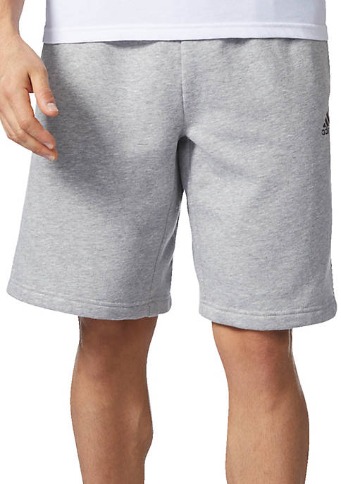 adidas Side Stripe Cotton Shorts