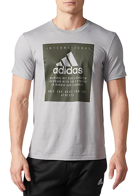 adidas Badge of Sport Label Tee