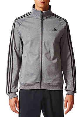 adaab0d6ad9b8 adidas Men s Essential Tricot Track Jacket ...