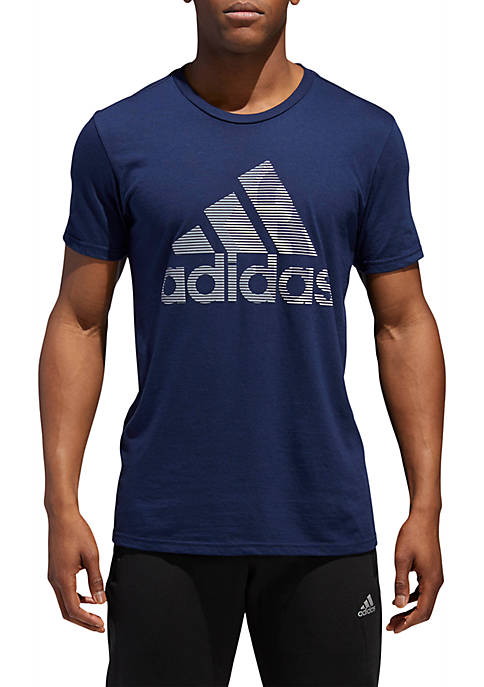 adidas Badge Of Sport Squad Tee