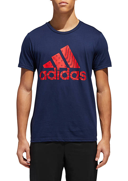 adidas Badge of Sports Tee