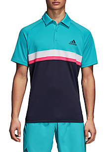 adidas Colorblock Club Polo Shirt