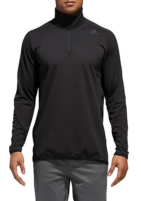 adidas Ultimate Transitional Training Quarter Zip Pullover