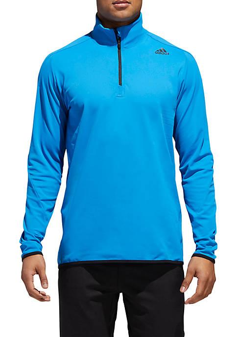 adidas Ultimate Transitional Training Quarter Zip Pullover