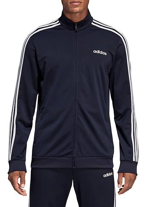 adidas Essentials 3 Stripes Tricot Track Jacket