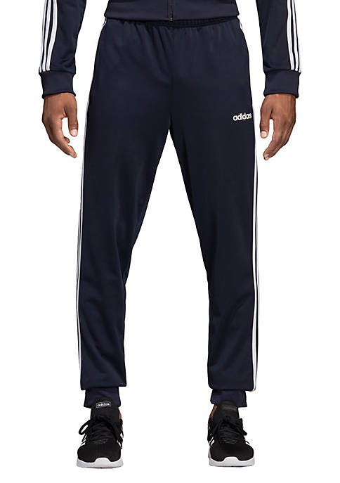 adidas Essentials 3 Stripes Tapered Tricot Pants