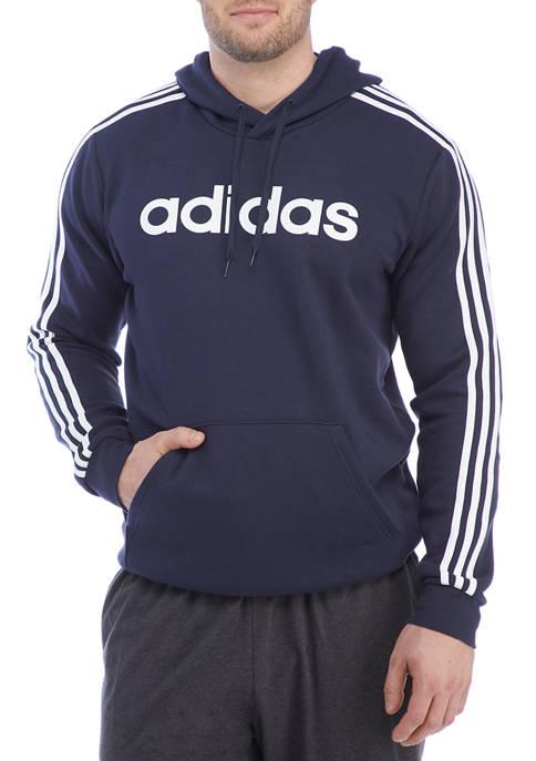 adidas Big & Tall 3 Stripe Fleece Graphic