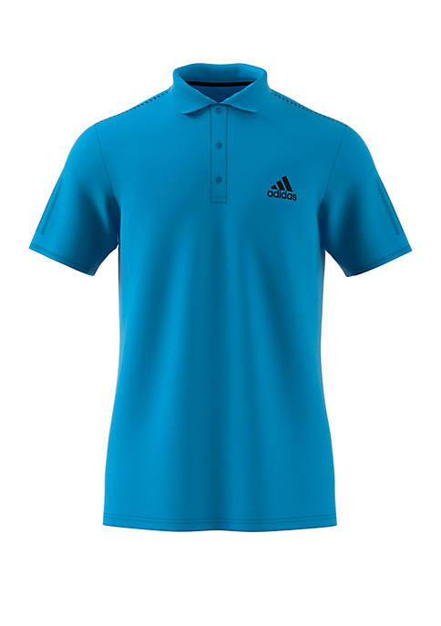 adidas 3-Stripes Club Polo Shirt