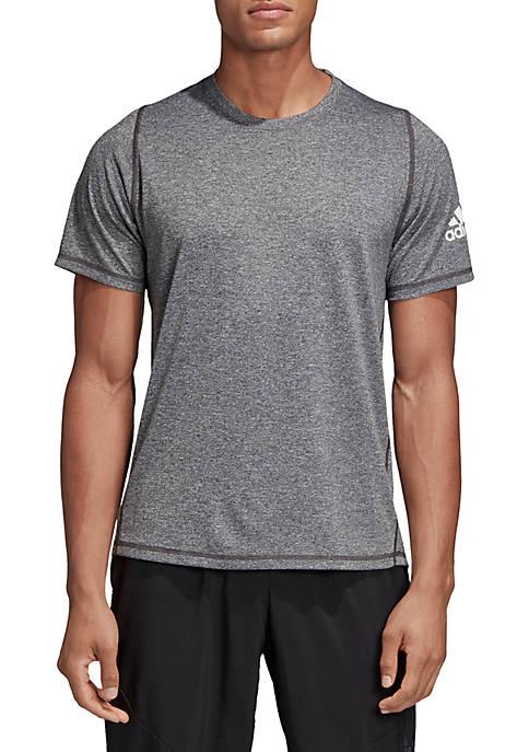 adidas FreeLift Sport Ultimate Heather Tee