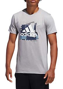 adidas Sport Layer Short Sleeve T-Shirt