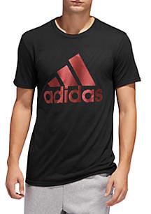 ... adidas Badge of Sport Mesh T Shirt ce3e49ca6