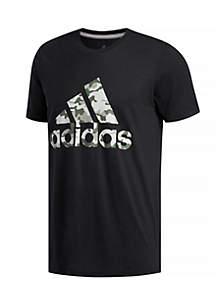 Badge of Sport Camo Tee Shirt