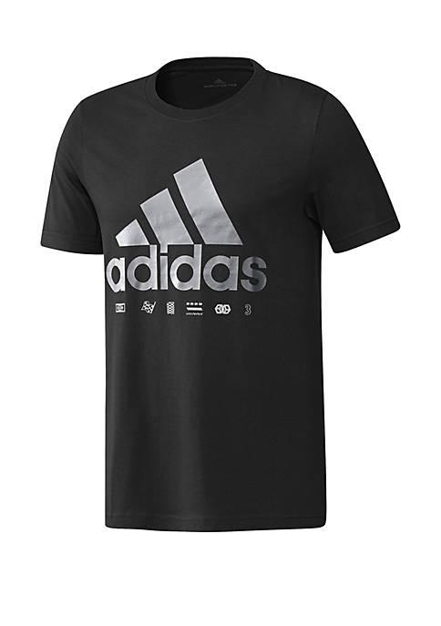 adidas Hypersport Amplifier T Shirt