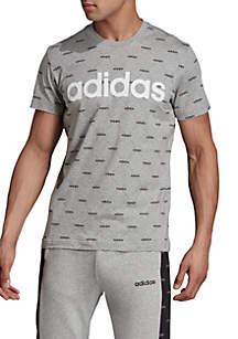 adidas Linear Graphic Tee