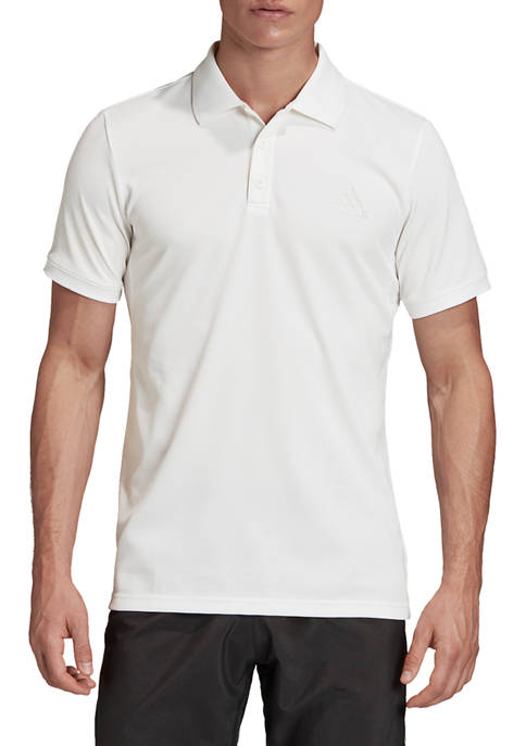 adidas Club Solid Tennis Polo