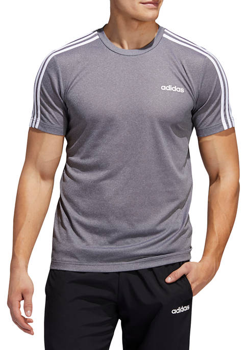 3-Stripe Solid T-Shirt