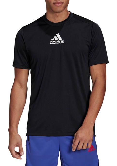 Big & Tall 3 Stripe Back T-Shirt