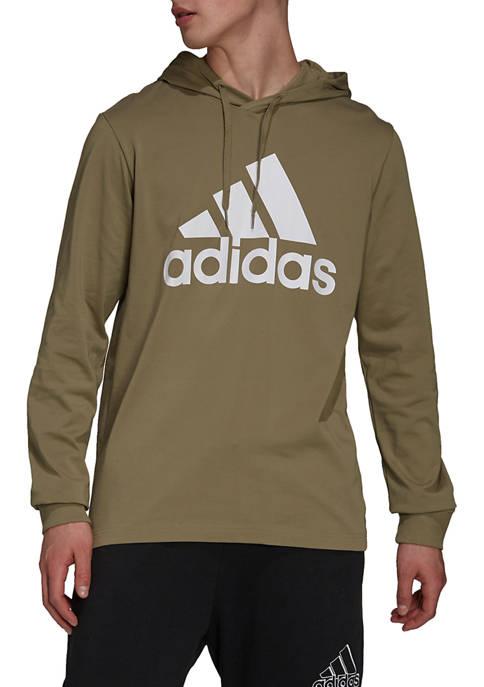 adidas Big & Tall Badge of Sport Jersey
