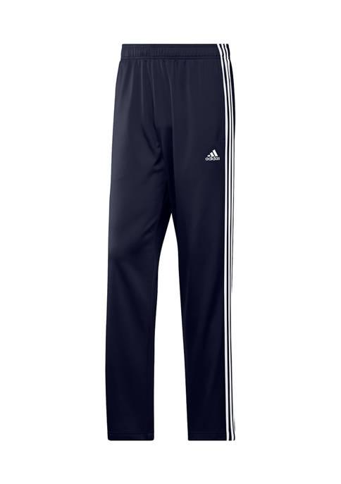 adidas Big & Tall 3 Stripe Tricot Pants