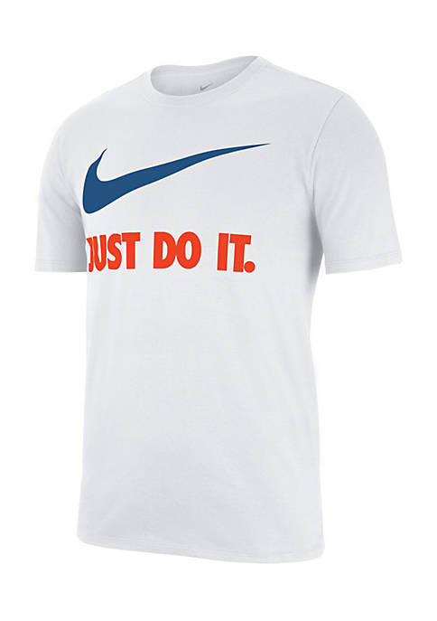 "Nike® Sportswear ""Just Do It."" Swoosh T-Shirt"